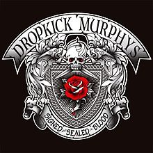 Album_Dropkick Murphys - Signed and Sealed in Blood