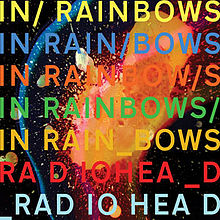 Album_Radiohead - In Rainbows