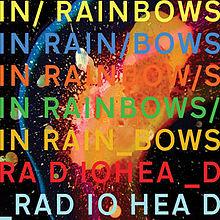 Album_Radiohead - In Rainbows