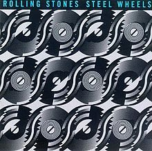 Album_The Rolling Stones - Steel Wheels