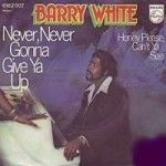 Barry White – Never, Never Gonna Give Ya Up