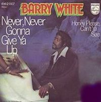 Barry White - Never, Never Gonna Give Ya Up