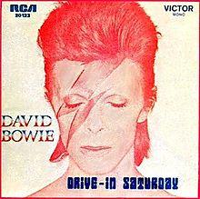 David Bowie - Drive-In Saturday