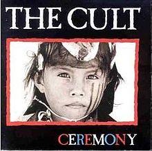 Album_The Cult - Ceremony