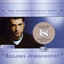 Album_Zeljko Joksimovic-Platinum Collection