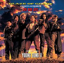 Album_Bon Jovi - Blaze of Glory