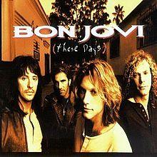 Album_Bon Jovi - These Days