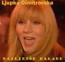 Album_Ljupka Dimitrovska - Najlepse balade