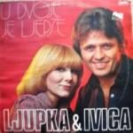 Album_Ljupka & Ivica - 1980 - U dvoje je ljepse