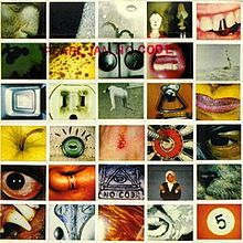Album_Pearl Jam - No Code