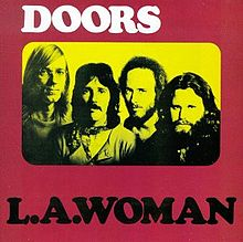 Album_The Doors - L.A. Woman