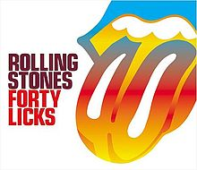 Album_The Rolling Stones - Forty Licks