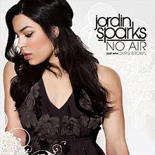 Jordin Sparks and Chris Brown - No Air
