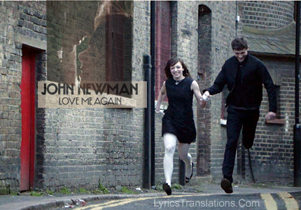Featured_John Newman – Love Me Again