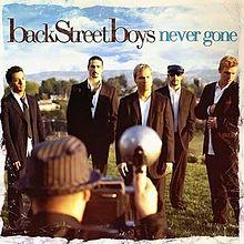 Album_Backstreet Boys - Never Gone