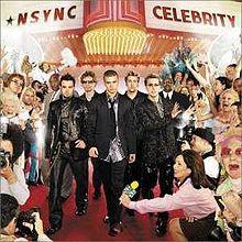 Album_N Sync - Celebrity