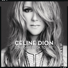 Album_Celine Dion - Loved Me Back to Life