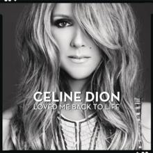 Album_Celine Dion - Loved Me Back to Life