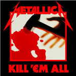 Album_Metallica - Kill Em All
