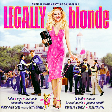 Legally Blonde_Soundtrack