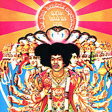 Album_Jimi Hendrix - Axis Bold as Love