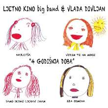 Album_Ljetno Kino Big Band & Vlada Divljan - 4 Godisnja doba