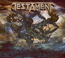Album_Testament - The Formation of Damnation