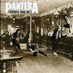 Album_Pantera - Cowboys from Hell