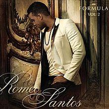 Album_Romeo Santos - Formula, Vol. 2