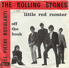 The Rolling Stones - Little Red Rooster