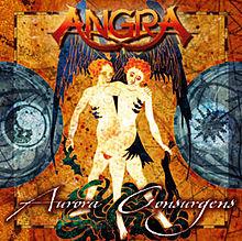 Album_Angra - Aurora Consurgens