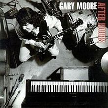 Album_Gary Moore - After Hours