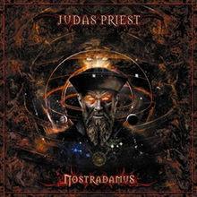 Album_Judas Priest - Nostradamus