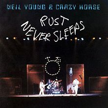 Album_Neil Young - Rust Never Sleeps