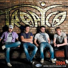 Album_Tropico Band - 2009