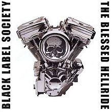 Album_Black Label Society - The Blessed Hellride