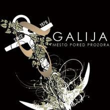 Album_Galija - Mesto pored prozora