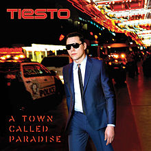 Album_Tiesto - A Town Called Paradise
