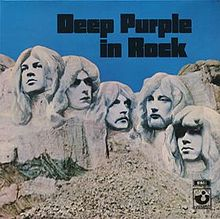 Album_Deep Purple - Deep Purple in Rock