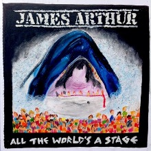 Album_James Arthur - All The World's A Stage