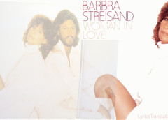Barbra Streisand – Woman In Love
