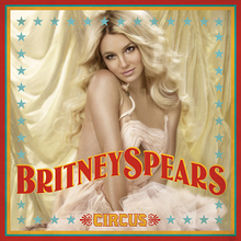 Album_Britney Spears - Circus