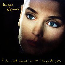 Album_Sinead O'Connor - I Do Not Want What I Haven't Got