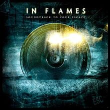 Album_In Flames - Soundtrack to Your Escape