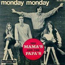 The Mamas & The Papas - Monday, Monday