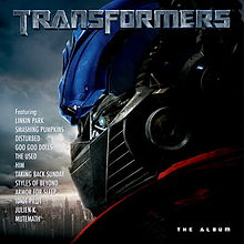 Transformers The Album_Soundtrack