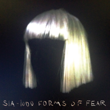 Album_Sia - 1000 Forms of Fear