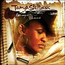 Album_Tanya Stephens - Gangsta Blues