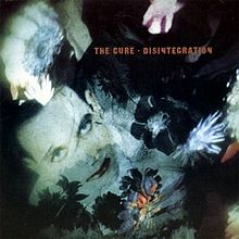 Album_The Cure - Disintegration