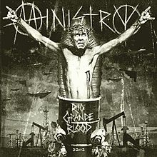 Album_Ministry - Rio Grande Blood